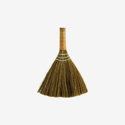 Straw Table/Counter Top Brush 27Cm