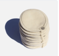 Zerowaste Make Up Remover Pads - Set Of 4
