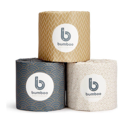 Bumboo Toilet Paper Roll