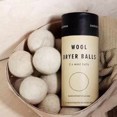 Humdakin - Wool Dryer Balls - 3 Pack
