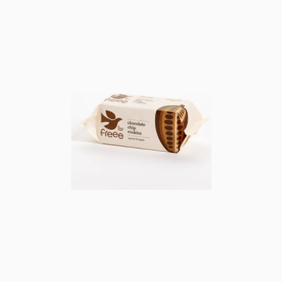 Freee By Doves Farm Gluten Free Organic Chocolate Chip Cookies 150G