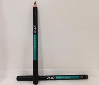 Zao Eye Pencil, Eyeliner – Brown 602