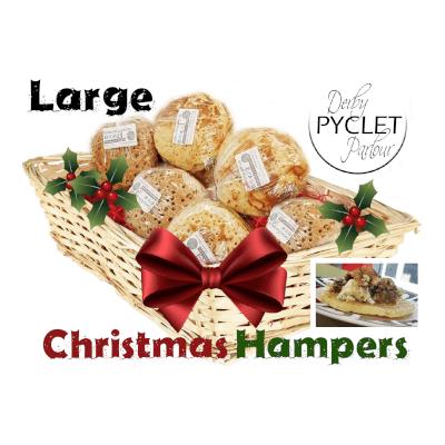 Large Christmas Hamper