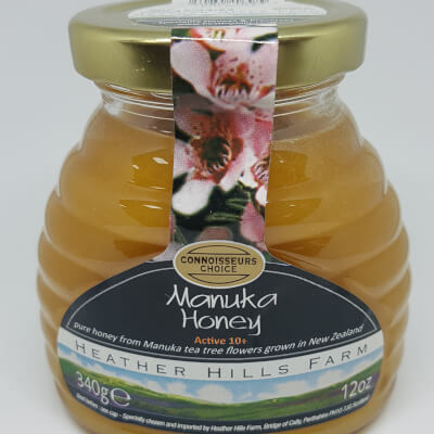 Heather Hills Manuka Honey Active 10+