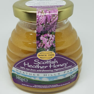 Heather Hills Scottish Heather Honey