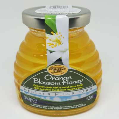 Heather Hills Orange Blossom Honey