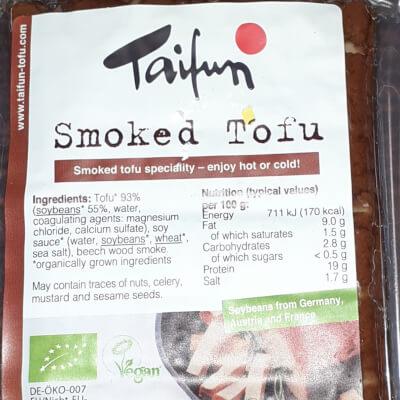 Smoked Tofu