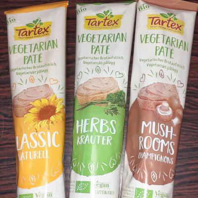 Vegetarian Paté - Herbs