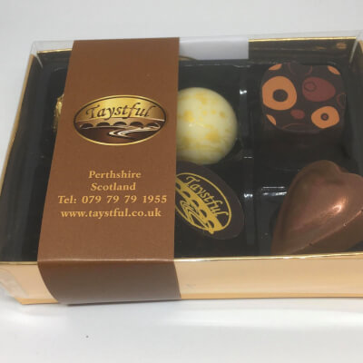 Taystful Assorted Box Of 6 Chocolates