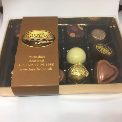 Taystful 12 Assorted Chocolates