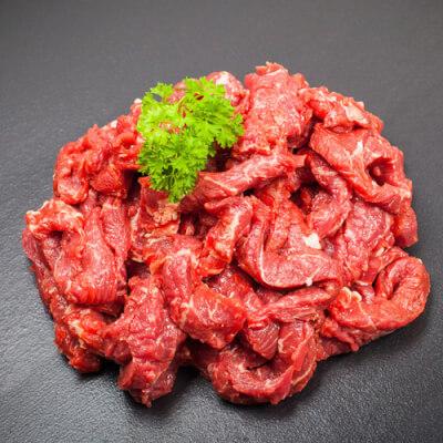 Tender Beef Strips