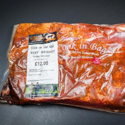 Cook In The Bag Beef Brisket