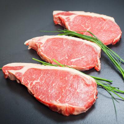 Angus Striploin Steak