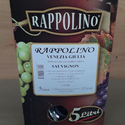 Venezia Giulia Igt Sauvignon Blanc 2.25Ltr