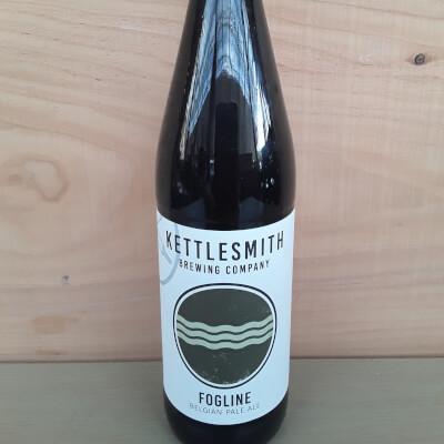 Kettlesmiths Fogline Belgium Pale Ale 500Ml