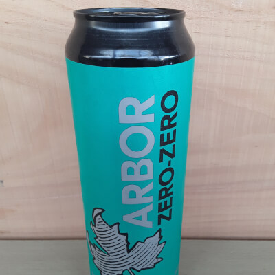 Arbor Zero-Zero Session Ne Pale Ale 568Ml