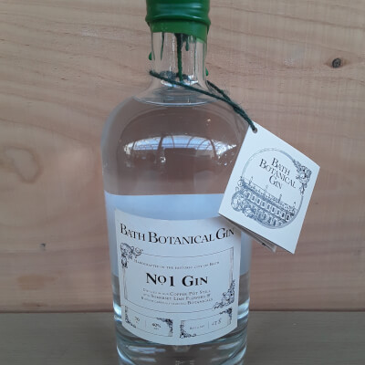 Bath Botanical No1 Gin 75Cl