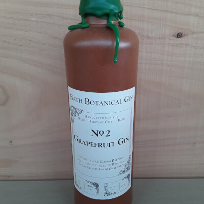 Bath Botanical No 2 Grapefruit Gin 75Cl