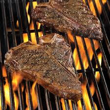 Dexter Beef T-Bone Steak 300G Approx