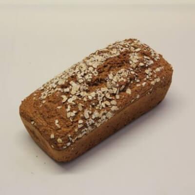Oat Topper Soda Bread
