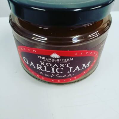 Roast Garlic Jam Iow