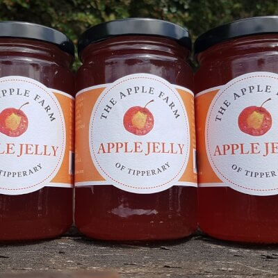 Apple Jelly From The Apple Farm