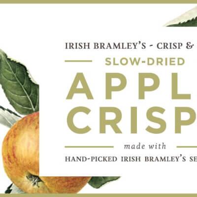 Dried Apple Rings - Bramley's Seedling Apple