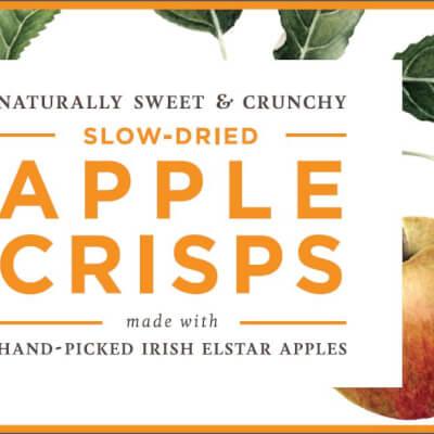 Dried Apple Rings - Elstar Eating Apples