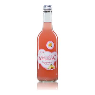 Cornelius's Lemony Lemonade - Pink