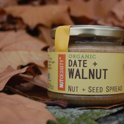 Date + Walnut Butter
