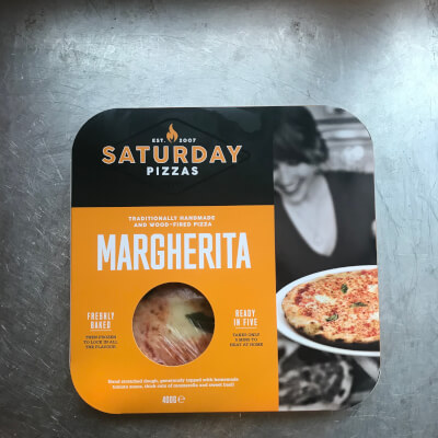 Saturday Pizzas Margherita