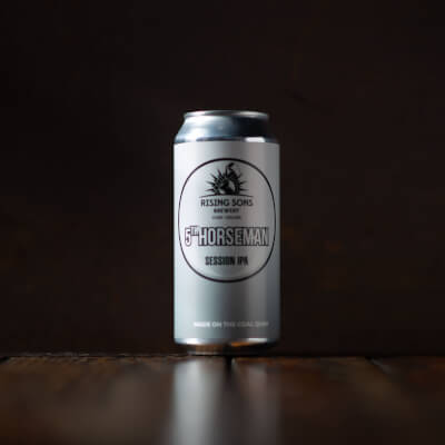 5Th Horseman Session Ipa  440Ml Cans