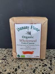 Organic Dunany Course Wholemeal Flour