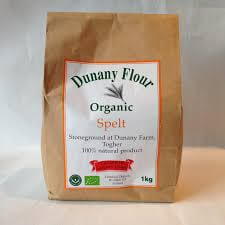 Organic Dunany Spelt Flour