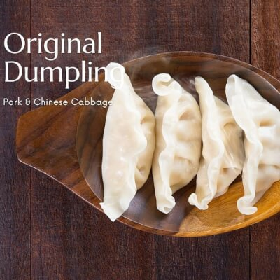 Original Dumpling Kit | Pork & Cabbage