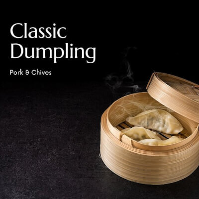 Classic Dumpling Kit | Pork & Chives