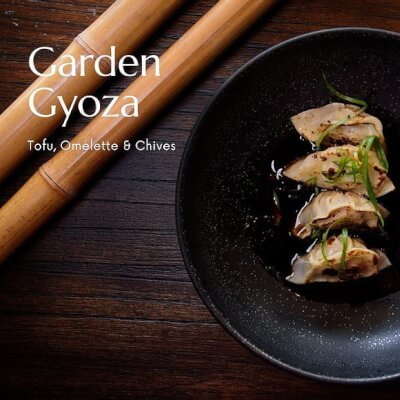 Garden Gyoza Kit | Tofu & Chives