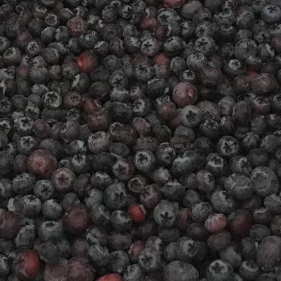 Frozen Blueberries 0.5Kg