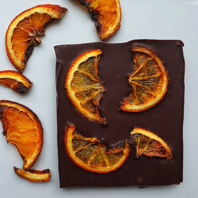 Orange Dark Chocolate (Vegan)