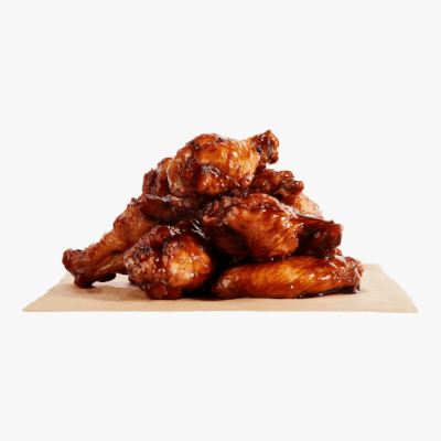 Smokey Bbq Chicken Wings 500 Grams
