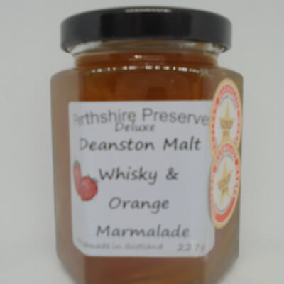 Orange Marmalade With 12yr Old Deanston Malt Whisky 1 227 G