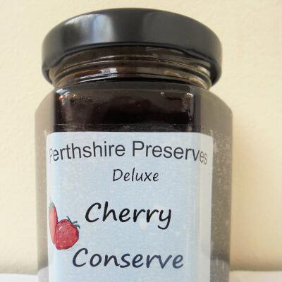 Cherry Jam 1 227 G