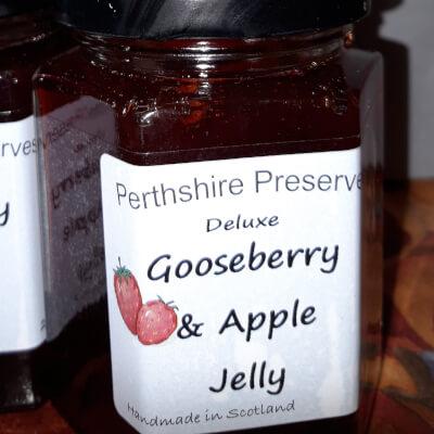 Gooseberry & Apple Jelly 1 227 G