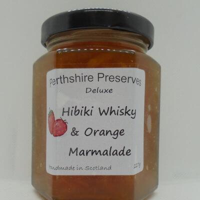 Seville Orange Marmalade With Hibiki Whisky
