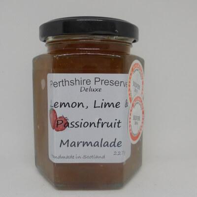 Lemon Lime Passiofruit Marmalade 1 227 G