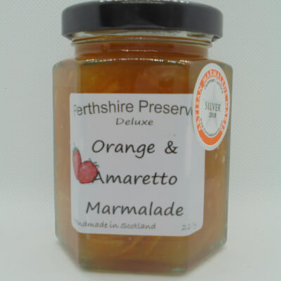 ORANGE AND AMARETTO Marmarmalade 1 227 G