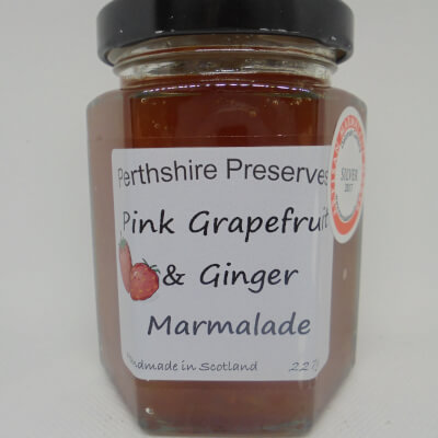 Pink Grapefruit Ginger Marmalade 1 227 G