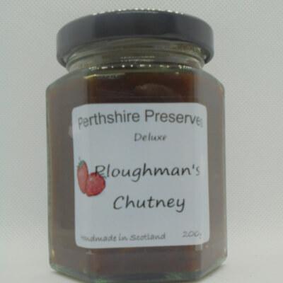 Ploughman S Chutney