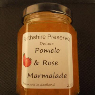 Pomelo & Rose Marmalade