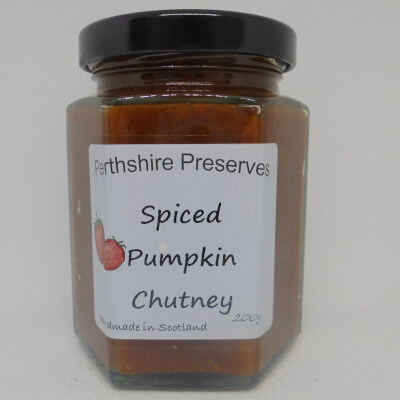 Spiced Pumpkin Chutney